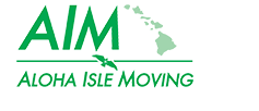 Aloha Isle Moving Logo